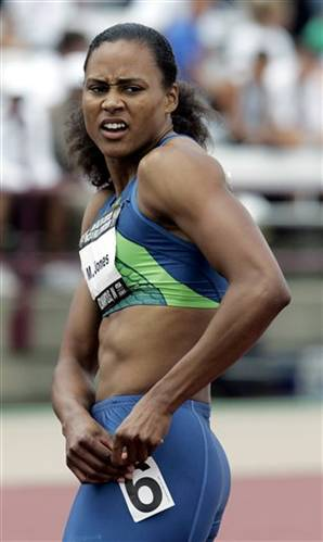 track and field steroids scandal