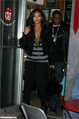 Jay andBeyonce