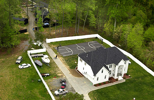 Mike Vick's House