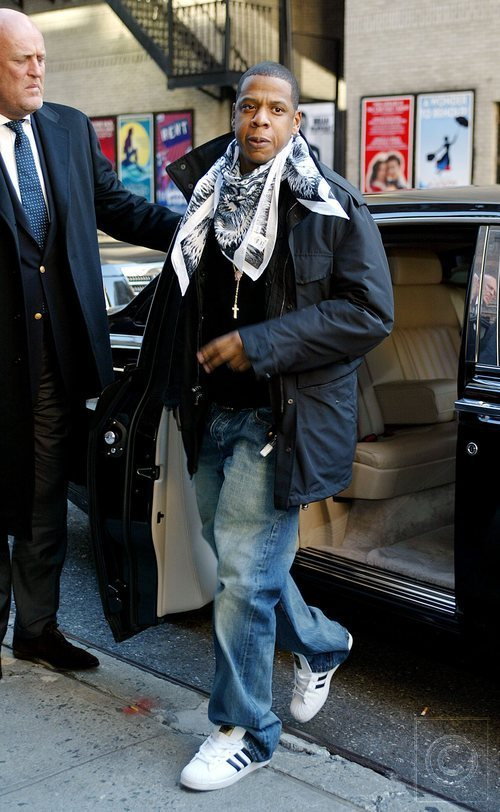 Hov recently purchased high end clothing line Artful Dodger for