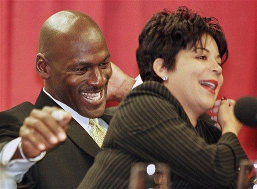 MJ and Juanita