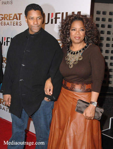 Denzel and Oprah