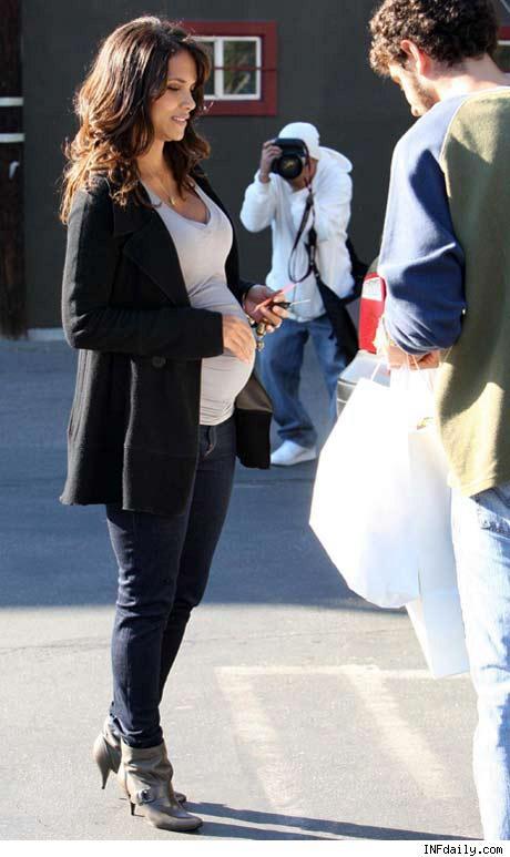 Pregnant Movie Stars 2