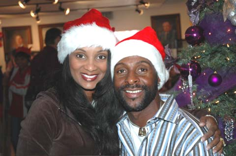 Jackie and Jerry Rice