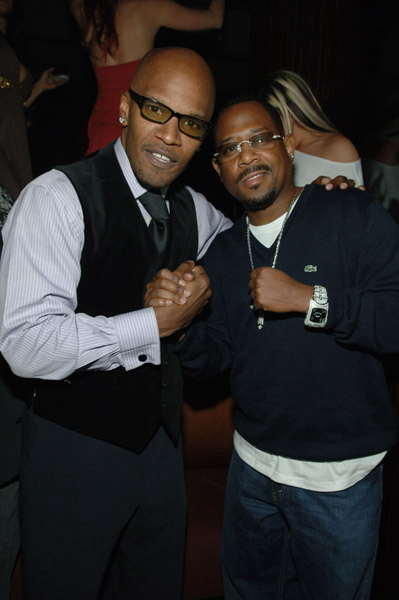 Jamie Foxx and Martin Lawrence