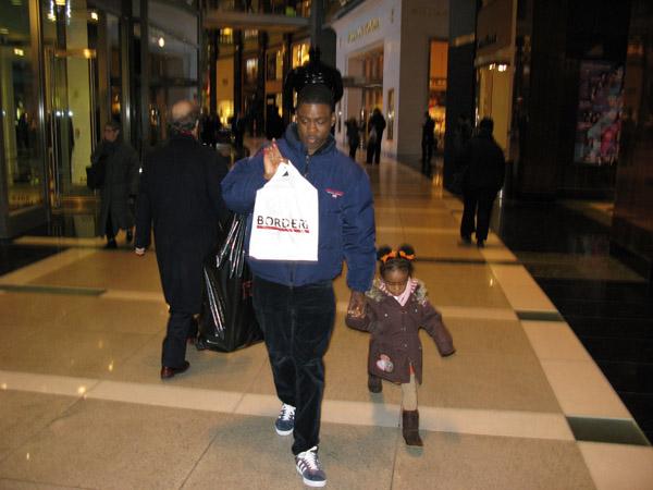 Chris Rock anddaughter