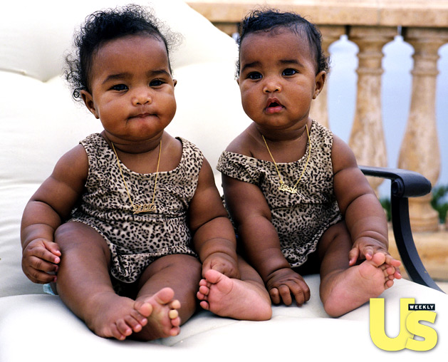 Diddy's Twin Daughters