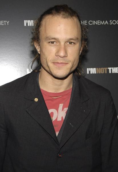 Actor Heath Ledger dead at 28 « Media Outrage