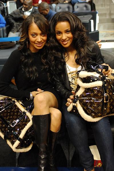 LaLa and Ciara