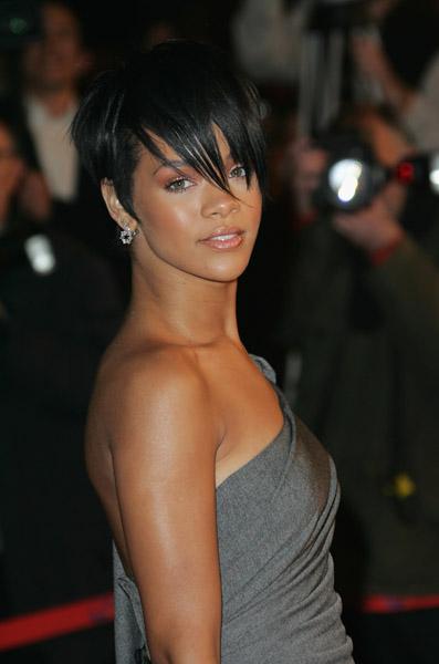 Rihanna arrives at the NRJ music awards « Media Outrage