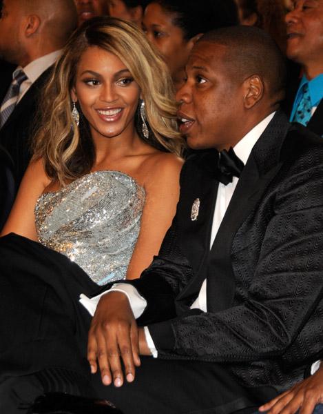 Beyonce andJay