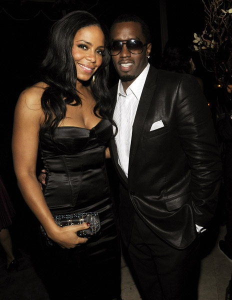 Sanaa and Diddy