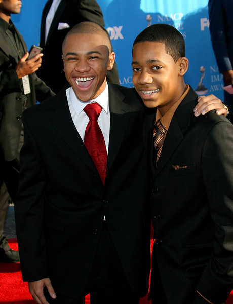 tequan richmond gay. Celebs arrive for 39th NAACP