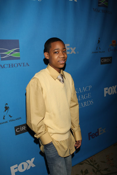 Tyler James Williams - Picture