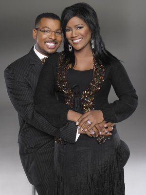 Bishop Thomas Weeks and Juanita Bynum