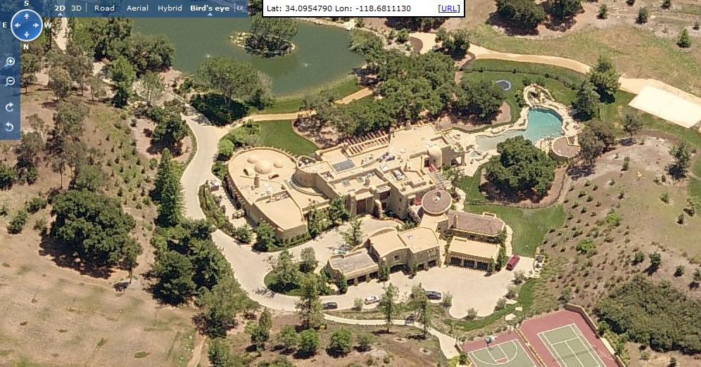 Photo 5 Of Creflo Dollar House Pictures Exceptional Home