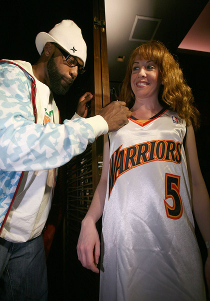 Baron davis dating jessica alba