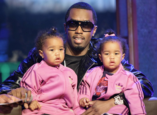 Diddy and Twins