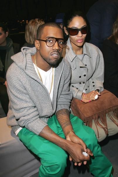 Kanye andAlexis
