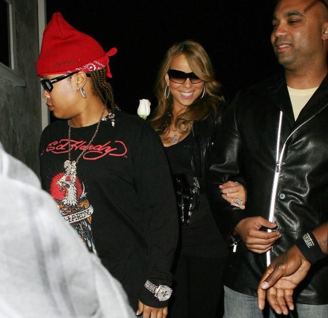 Mariah and DaBrat