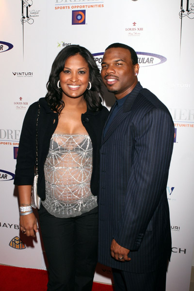 Laila Ali gave birth to Curtis Muhammad Conway today which is she and ...