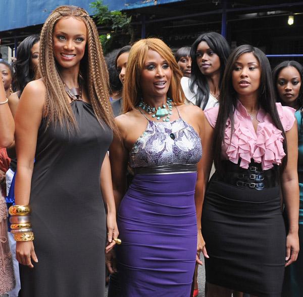 Tyra Banks Show: The Tyra Banks Show Celebrates « Media Outrage