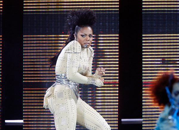 Janet Jackson Big Ass