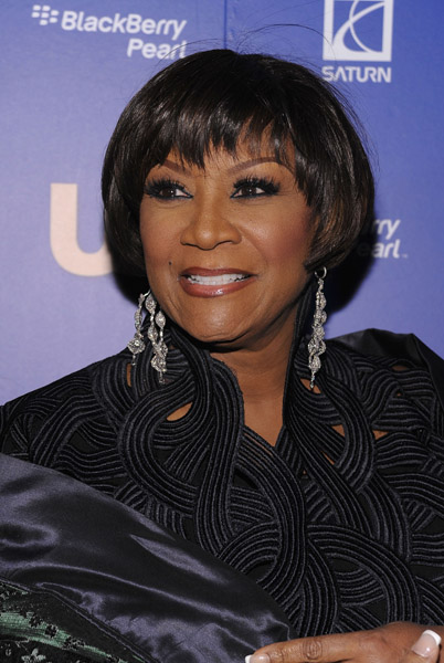 patti labelle. Patti LaBelle and actress