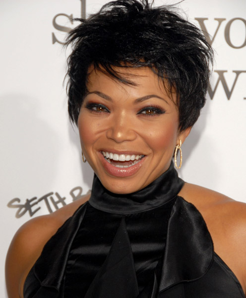 Tisha Campbell 171 Media Outrage