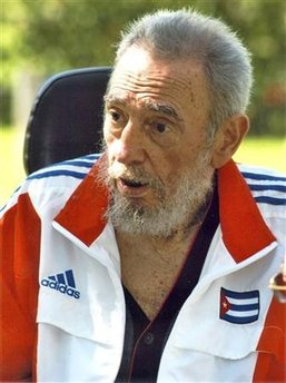 CUBA-CASTRO/CHAVEZ