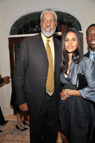 Dr Julius Erving Wife
