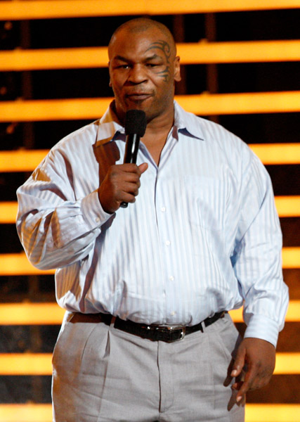 Image result for Mike Tyson Fat