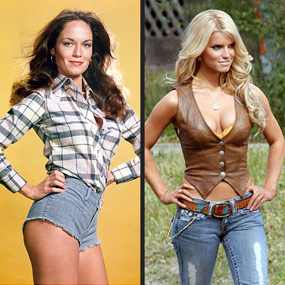 jessica simpson dukes of hazzard weight. Defends Jessica Simpson