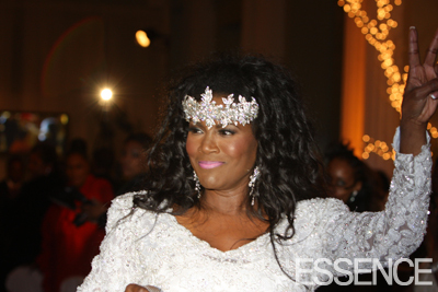 Juanita Bynum Wedding Cake
