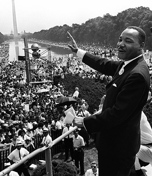 the day martin luther king gave his i have a dream speech in washington dc Follow this washington, dc itinerary for a trip filled with history from the civil war   where martin luther king, jr delivered his i have a dream speech.
