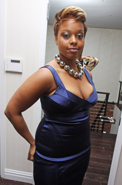 Chrisette michele naked theme.... This
