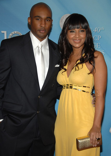 Lisaraye Mccoy Husband