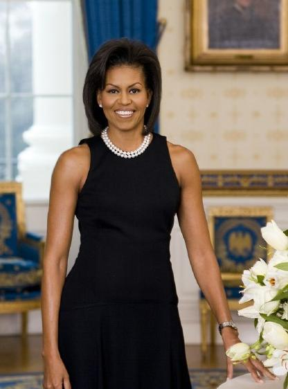 michelle-obama-portrait