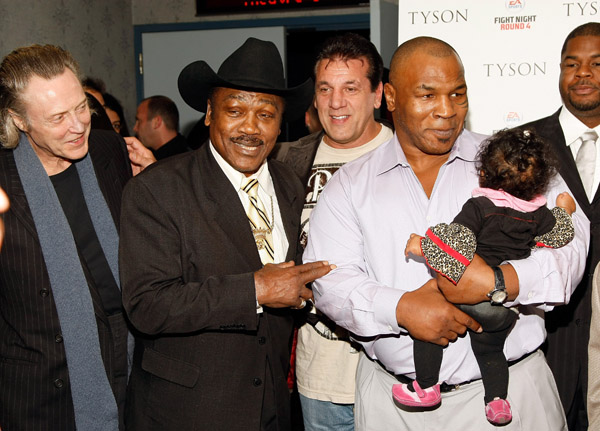 Mike Tyson And Monica Turner