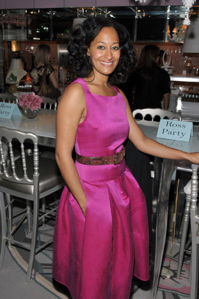 Tracee Ellis Ross, looked