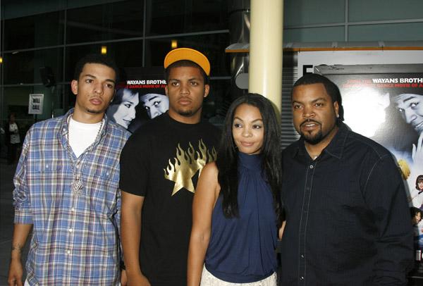 Ice Cube Family 2012 New NWA Movie Trailer....