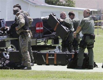 Louisiana School Shooting