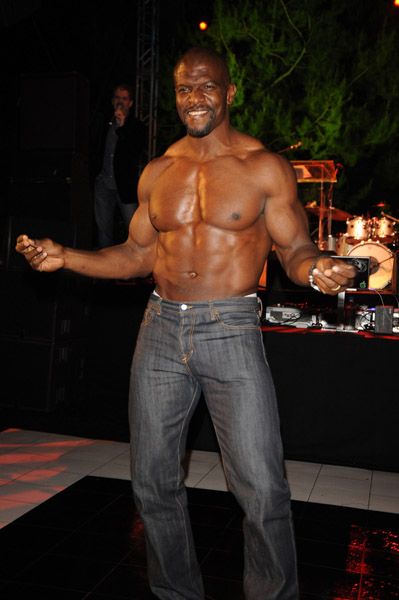 terry crews sport dance