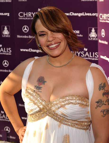 Faith Evans at event in Hollywood - Page 3