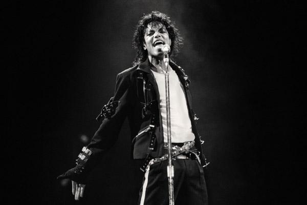 Michael Jackson m