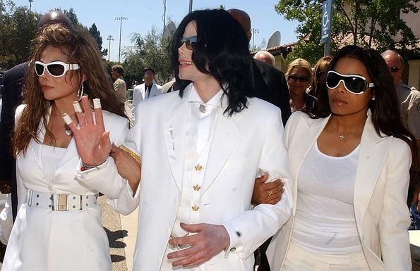 Michael Jackson n12LatoyaJanet