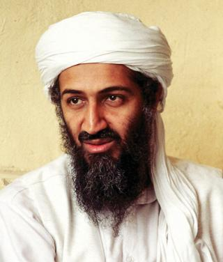 in laden with omb funny. osama bin laden funny pics.