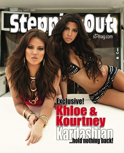 KhloeKourtneyMag