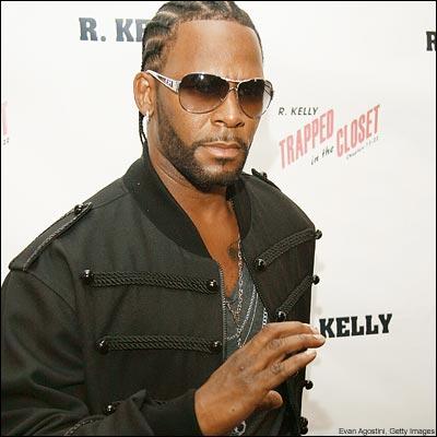 R Kelly l