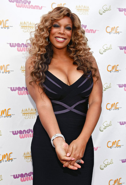 wendy williams huge naked tits